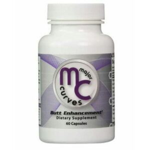 Major Curves – Butt Enhancement/ Enlargement Capsules