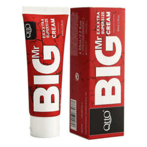 Mr BIG – Strong Man Herbal Penis Enlargement Cream Increases Erection – 65ml